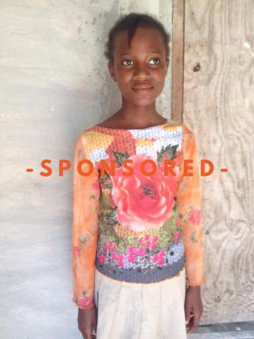 We love that you are now sponsored Esther!